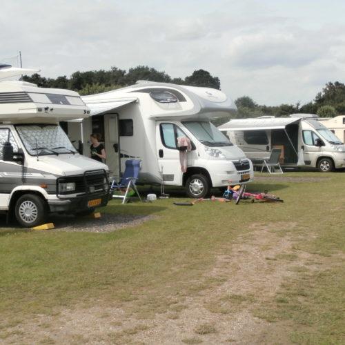 Grønninghoved Strand Camping