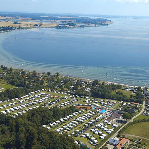[SOLGT!]  Grønninghoved Strand Camping